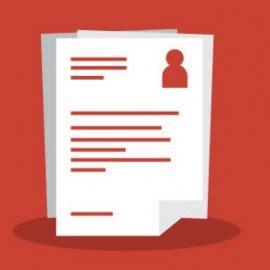 Cv resume template openoffice